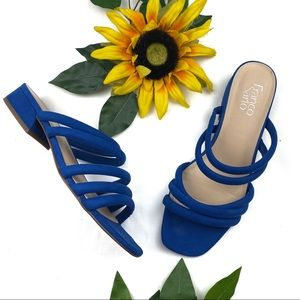 Franco Sarto minimalist FITZ Strappy Sandals